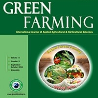 Green Farming, Bi-monthly International Journal of Applied Agricultural & Horticultural Sciences, Jodhapur, Rajsthan