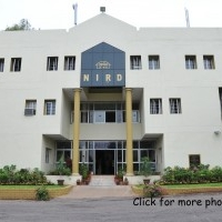 National Institute of Rural Development and Panchayati Raj, NIRD
