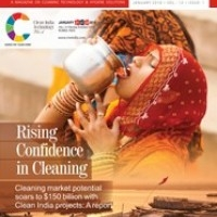 Clean India Journal, monthly magazine on cleanliness, hygiene and sanitation